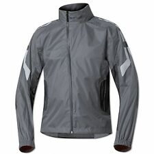 Held 6411 Rain Jacket Pull-over Jacket Waterproof Wet Tour Jacket Grey-Black