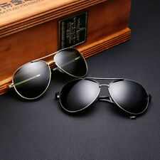 Polarized Men Aviator Driving Sunglasses Eye Glasses Vintage Retro Fashion UV400