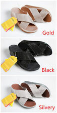 2017 New Women FitFlop body shaping, foot clamping, all drill sandals, slippers