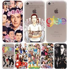 Cory Monteith Glee Hard Transparent Case for iPhone 7 7 Plus 6 6S Plus 5 5S SE 5