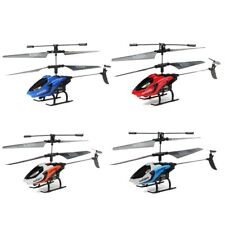 FQ FQ777-610 AIR FUN 3.5CH RC Remote Control Helicopter RTF With Gyro Red H L2E3