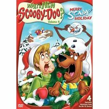 What's New Scooby-Doo? Vol. 4 - Merry Scary Holiday (DVD, 2004) NEW