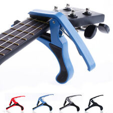 High Quality Tune Quick Change Key Clamp Trigger Acoustic Electric Guitar Capo