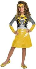 Girl's Transformers Bumblebee Costume Disguise
