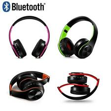 4in1 Foldable Bluetooth 4.0 Headphone Stereo Music Earphone MIC for iPhone F2G3
