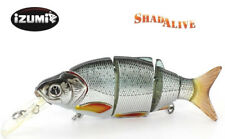 Rare New IZUMI Shad Alive 145 DD Deep Diver Fishing lure Jointed bait Tackle