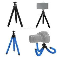 Portable Mini Octopus for Phone Camera Flexible Tripod Holder Mount Stand