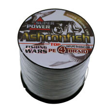 500M Super Strong Dyneema Spectra Extreme PE Braided Sea Fishing Line Ashconfish