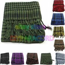 Desert Shemagh Keffiyeh Arab Scarf US Military Utility Airsoft Tactical Ski Gear