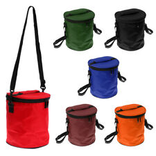 Oxford Insulated Cooler Bag Camping School Picnic Lunch Food Ice Cool Box