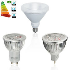 10/12x GU10 MR16 E27 6W 7W 15W LED Bulbs Spotlight Downlight Warm / Cool White