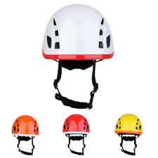 Outdoor Rock Climbing Downhill Helmet Caving Rescue Rappelling Equip - By CE
