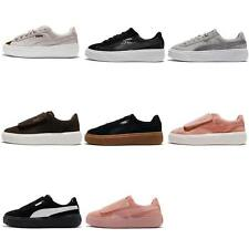 Puma Suede Platform / Strap Low Women Female Shoes Sneakers Trainers Pick 1