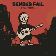 SENSES FAIL IN YOUR ABSENCE [EP] * NEW VINYL RECORD