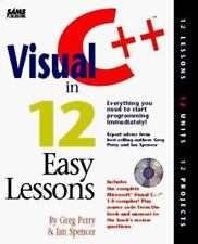 Visual Basic 4 in 12 Easy Lessons, Perry, Greg M.