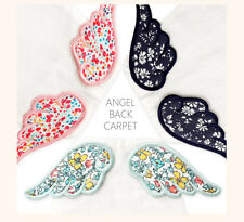 Cute Style Cotton Baby Wipe Sweat Absorbent Towel Back Perspiration Wipes Cloth