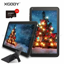 "XGODY Android 5.1 10"" Inch Quad Core Allwinner Dual Camera HDMI TABLET PC WIFI"