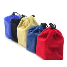 Magic Cube  Velvet Drawstring Carrying Pouch Bag Magic Cube accessories EF