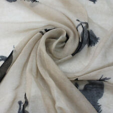 Running-Horse Print Animal Fashion Long Scarf Shawl Warm Neck Wrap Stole New