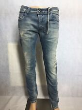 Diesel Blue Eycons 2015/1 Edition Made in Italy Narrot 0840V RegularCarrot Jeans