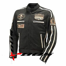 Textile Jacket Motorcycle Motorbike Armour CE Breathable Summer Size S-5XL