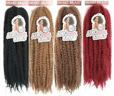Aftress Afro Kinky Bulk 24 inch for Crochet