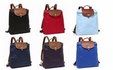 *Free Ship* Longchamp Le Pliage Backpack  1699 ( Black, Bilberry, Red, Navy)