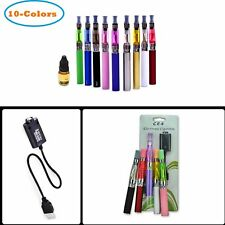 Smoke Sprayer 1100mAh Complete Starter eGo-T Kit e-Atomizer e-Pen Charger Vape