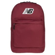 Mens Balance Red Classic Polyester Backpack Backpacks