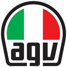 AGV AX-8 Evo CARBOTECH Carbon Offroad Motorcycle Helmet (Green/Grey) Choose Size
