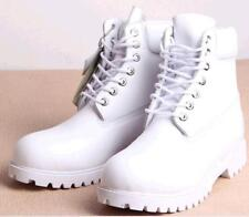 Mens stylish Combat Army Lace Up Shoes High Top Ankle Boots Oxfords Plus Size