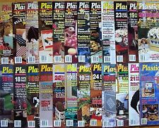 Mixed Lot PLASTIC CANVAS Pattern Magazines Crafts Home Holiday *YOU CHOOSE