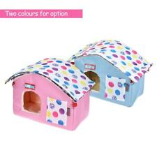 Bed Pet House Rat Ferret Chinchilla Igloo Guinea Pig Hammock Toy New H3R3