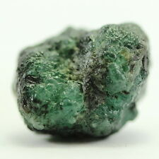 27.55CT.ROUGH GREEN EMERALD COLOMBIA  NATURAL Unheated Free Shipping