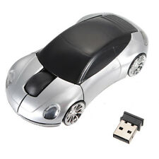 Car USB 2.4G 1600dpi 3D Optical Wireless Mouse -  black friday price