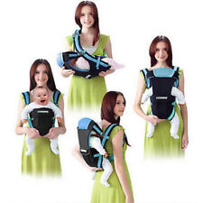 Baby Carrier 4 in 1 Infant Comfortable Sling Backpack Pouch Wrap Baby Kangaroo