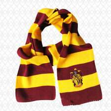 Harry Potter Gryffindor College Cosplay Scarf Slytherin/Hufflepuff/Ravenclaw