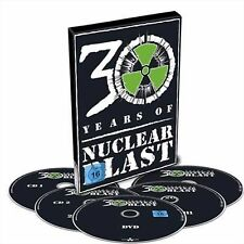 30 Years of Nuclear Blast - DVD Region 2
