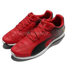 Puma Evospeed Sock SF Ferrari Red Black Mens Casual Shoes Sneakers 305820-02
