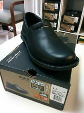 Timberland Pro Five Star Mond Slip-on Leather Mens Work & Uniform Shoes Size 7M
