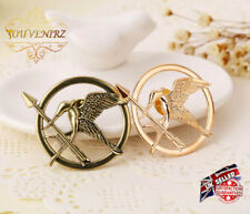 Hunger Games Catching Fire Mockingjay Pin Brooch Badge Katniss Everdeen Cosplay