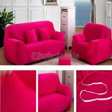 Washable Soft Single Sofa Cover Armchair Slipcover Elastic 1Seater Protector