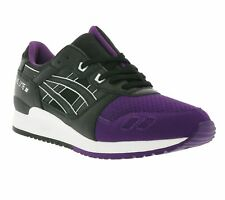 New Asics Gel-Lyte III SHOES TRAINERS BLACK H5V0L 3390 Trainers