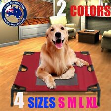 New Heavy Duty Pet Dog Cat Summer Bed Trampoline Hammock Cot Size S M L XL