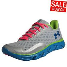 Under Armour Spine RPM Women's Running Shoes Fitness Gym Trainers Grey