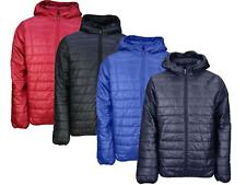 Soul Star Hester Mens Lightweight Packaway Hooded Jacket - Pouch Included