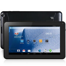 9'' WVGA Screen Tablet PC A33 Quad Core 1.3GHz 512MB+8GB OTG WiFi BT Android 4.4