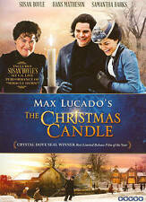 THE CHRISTMAS CANDLE by Max Lucado with Susan Boyle & Bonus MIRACLE HYMN Live