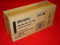 Genuine Muratec TS120 Black Toner Cartridge - Factory Sealed
