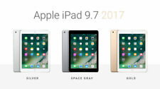 APPLE IPAD 9.7 INCH WI-FI 128GB TABLET - GOLD, SILVER OR GREY INCL. PREMIUM CASE
